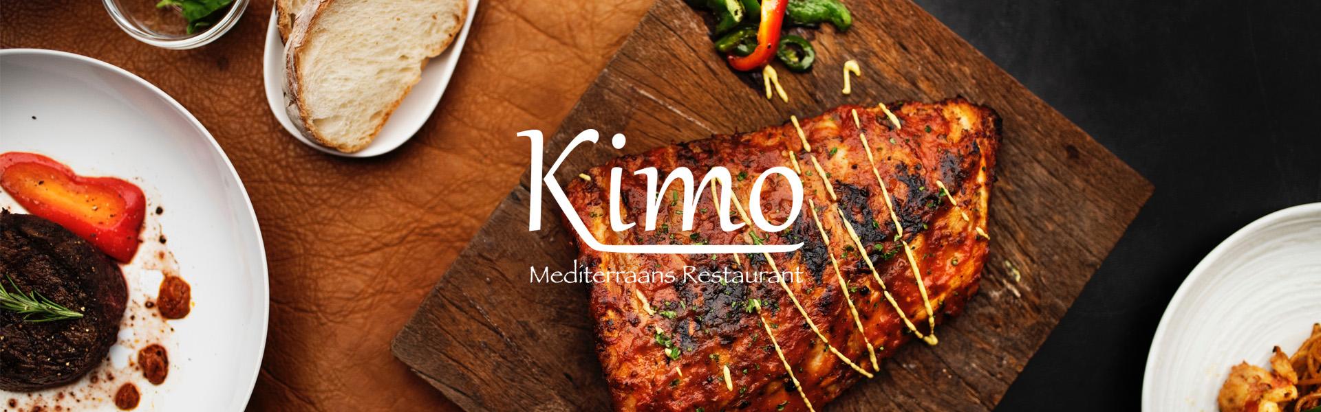 Uit eten, catering, terras en meer bij Restaurant Kimo in Stadskanaal